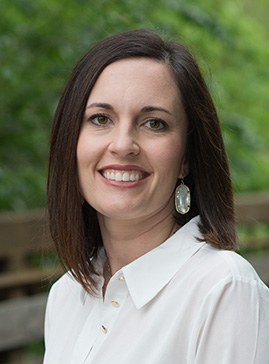 Head shot of Dr. Erica Revel